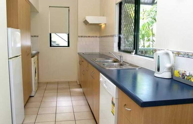 Grosvenor in Cairns - Room - 3