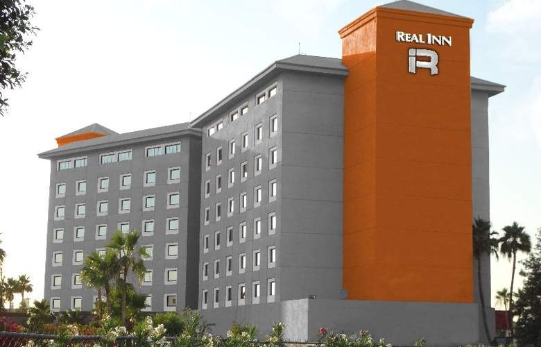 Real Inn Mexicali By Camino Real - Hotel - 0