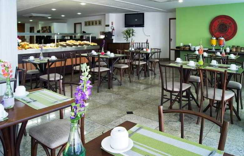 Bristol Diamond Suites - Restaurant - 7