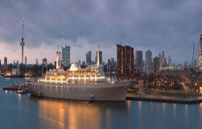 SS Rotterdam by Westcord Hotels - Hotel - 0