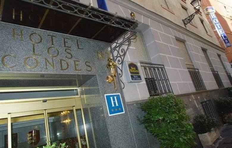 Best Western Hotel Los Condes - Hotel - 56