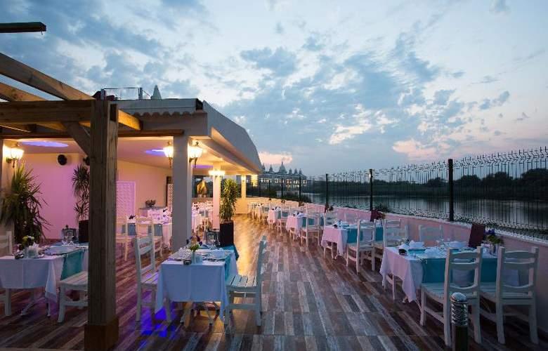 Water Side Delux Resort - Restaurant - 89