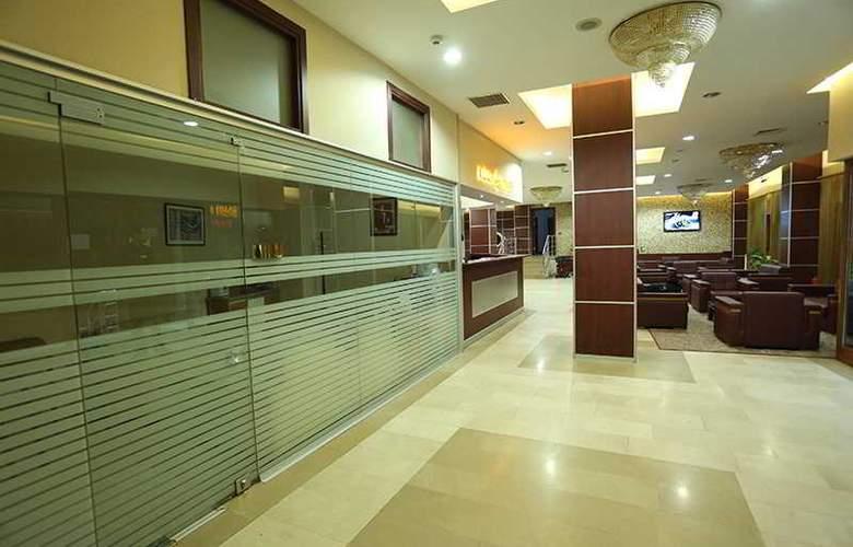 Bursa Palas Hotel - General - 0