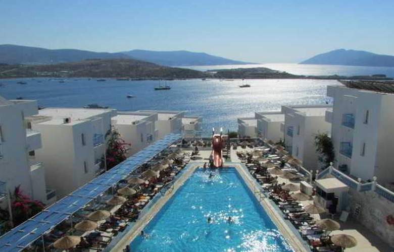 Peda Hotels Gumbet Holiday - Pool - 12