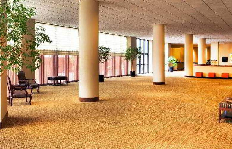 Sheraton Gateway Hotel Atlanta Airport - Hotel - 23