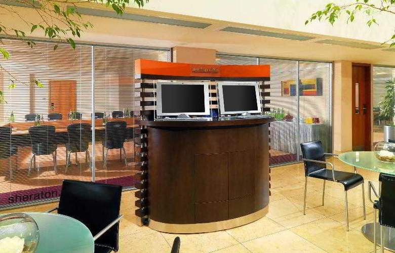 Sheraton Heathrow Hotel - Hotel - 7