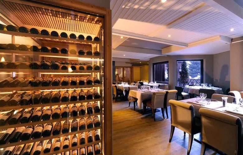 Mercure Chamonix Centre - Restaurant - 70