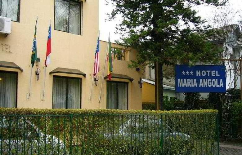 Maria Angola - Hotel - 0