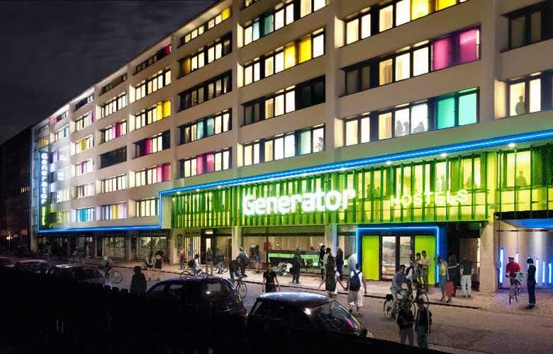 Generator Copenhagen - Hotel - 0
