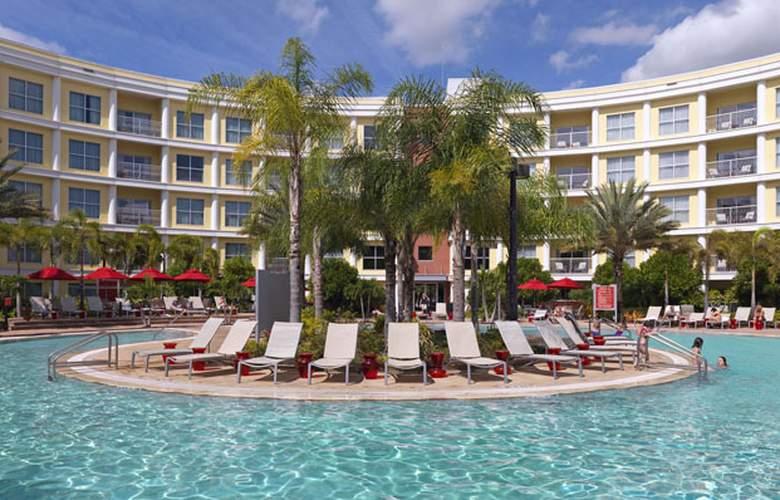 Meliá Orlando Suite Hotel at Celebration - Pool - 3