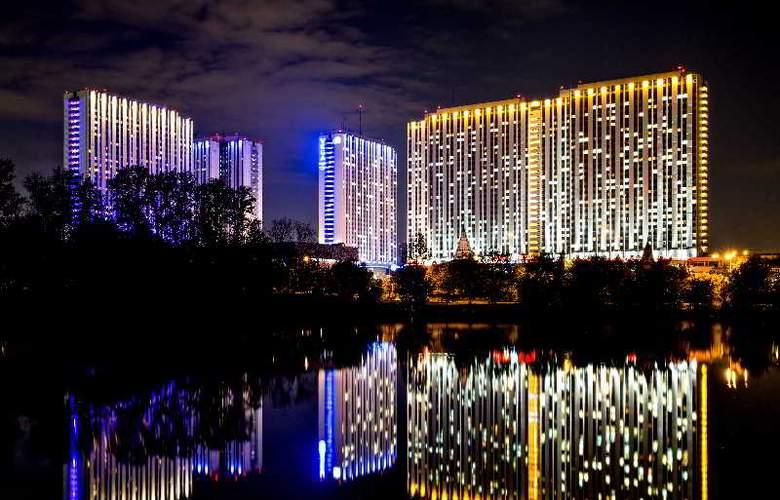 Izmailovo Vega Hotel and Convention Center - Hotel - 6