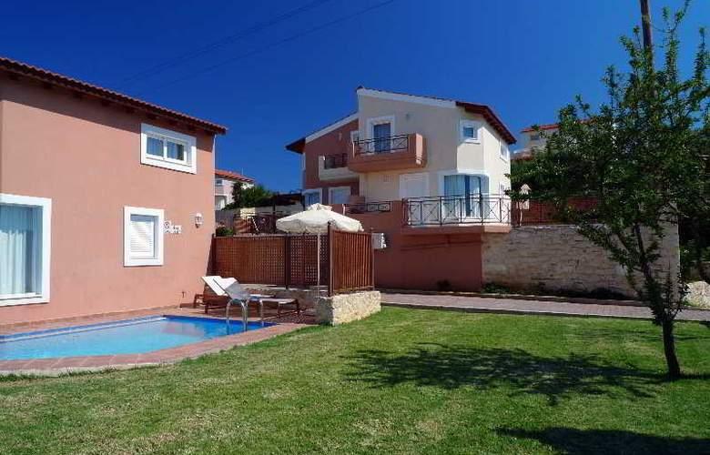 Lofos Village Villas - Pool - 9
