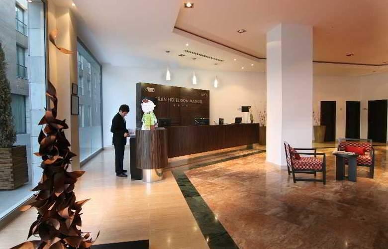Atiram Gran Hotel Don Manuel - General - 4