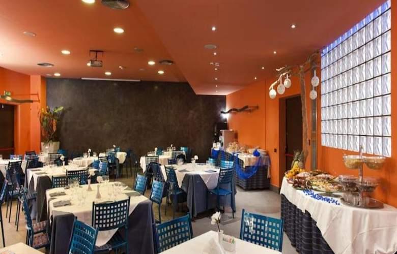 Athenaeum Palermo - Restaurant - 8