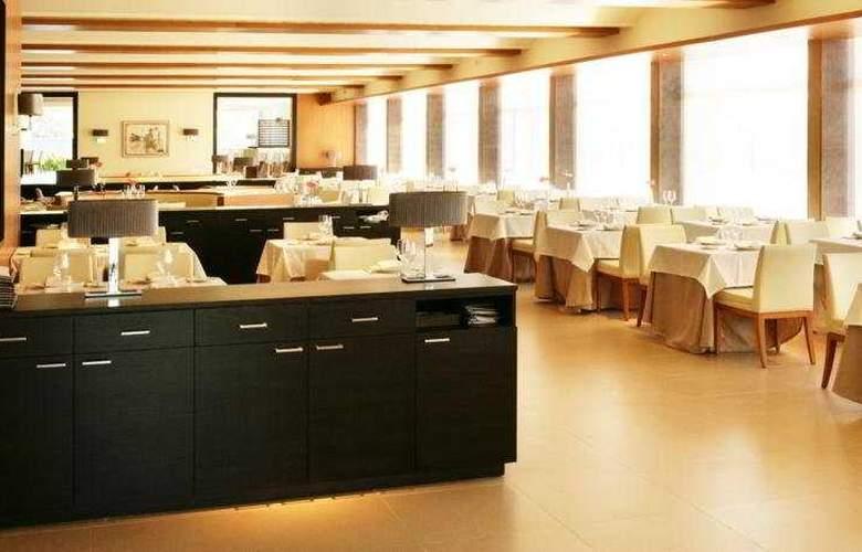 Gran Hotel Monterrey - Restaurant - 9