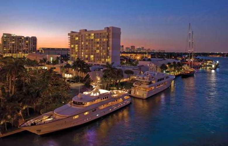 Hilton Fort Lauderdale Marina - Hotel - 7