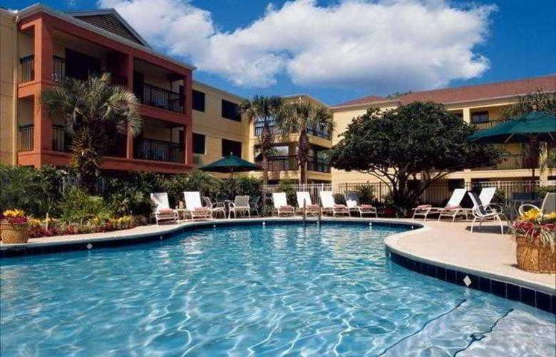 Courtyard Orlando Lake Buena Vista at - Hotel - 22