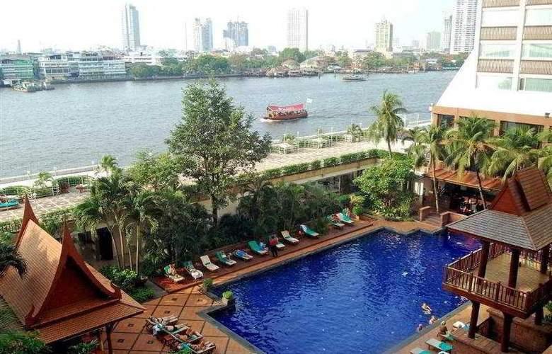 Ramada Plaza Menam Riverside Bangkok - Pool - 14