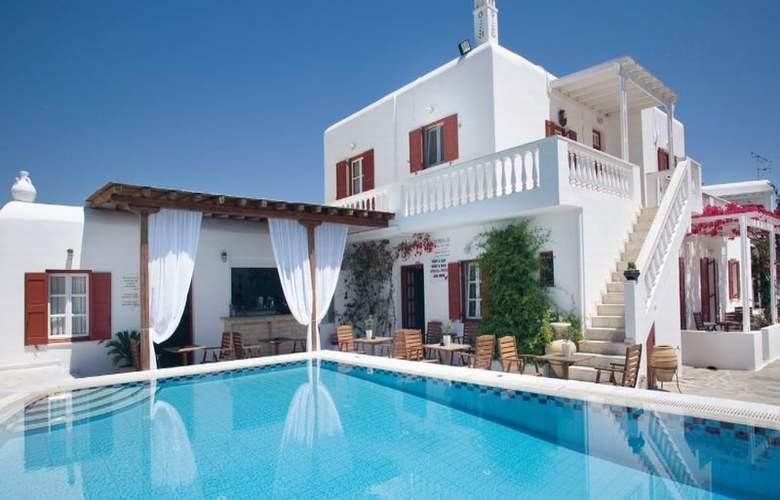 Domna Petinaros - Hotel - 0