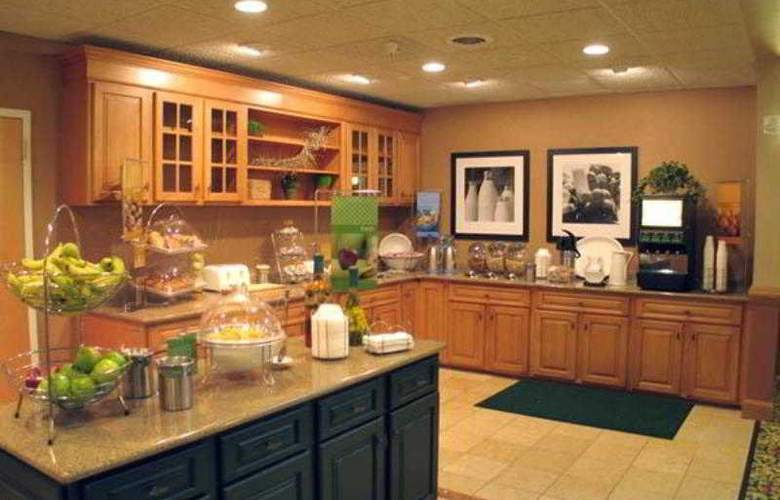 Hampton Inn & Suites Kalamazoo-Oshtemo - Bar - 1