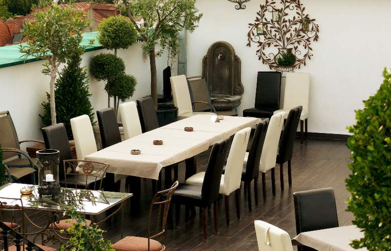 Residence Domenii Plaza - Terrace - 7