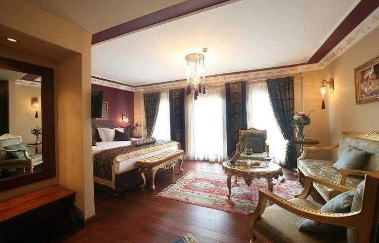Rose Garden Suites Istanbul - Room - 5