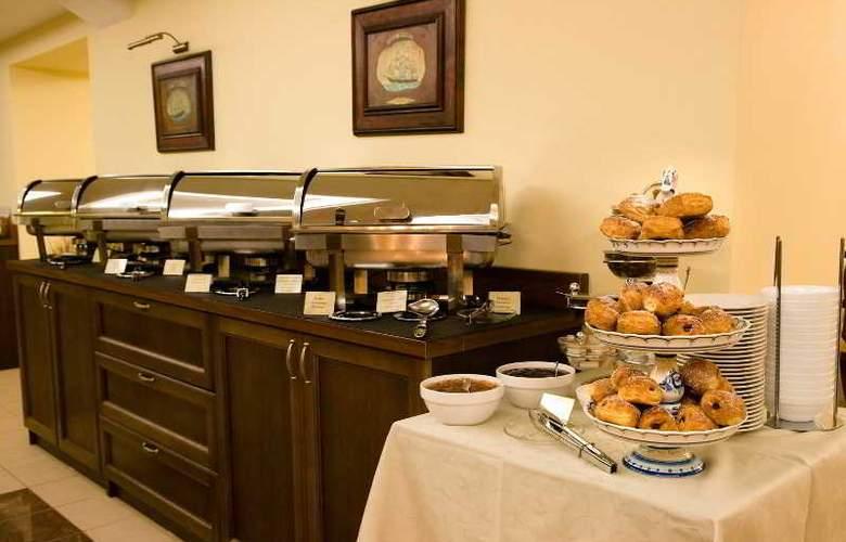 Rixwell Old Riga Palace - Restaurant - 23