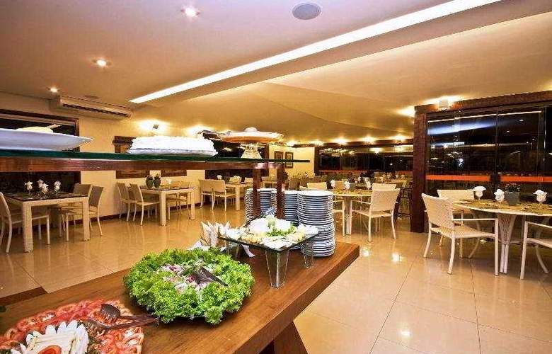 Ferradura Resort Buzios - Restaurant - 8