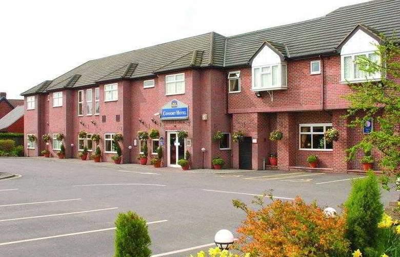 Best Western Consort Hotel - Hotel - 1