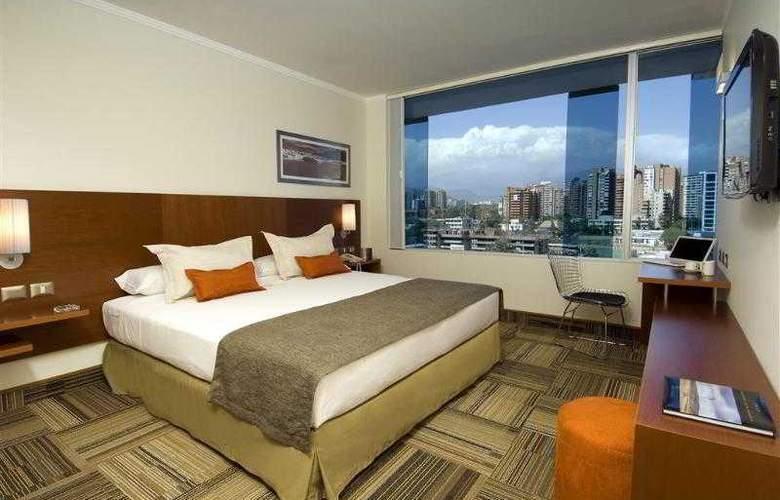 Best Western Premier Marina Las Condes - Hotel - 17