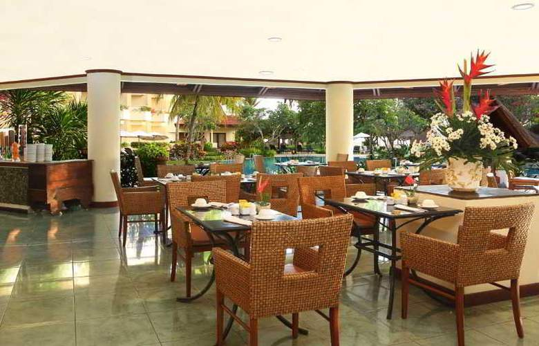 Grand Mirage Resort & Thalasso Bali - Restaurant - 21