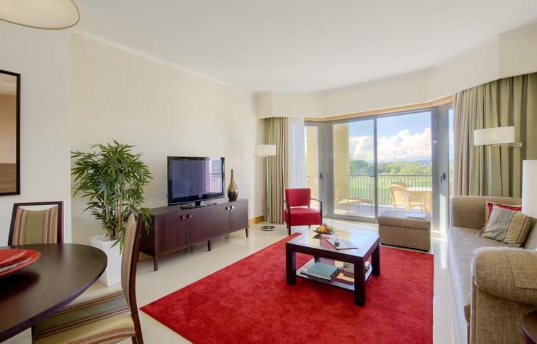 The Residences at Victoria Clube de Golfe by Tivoli - Room - 10