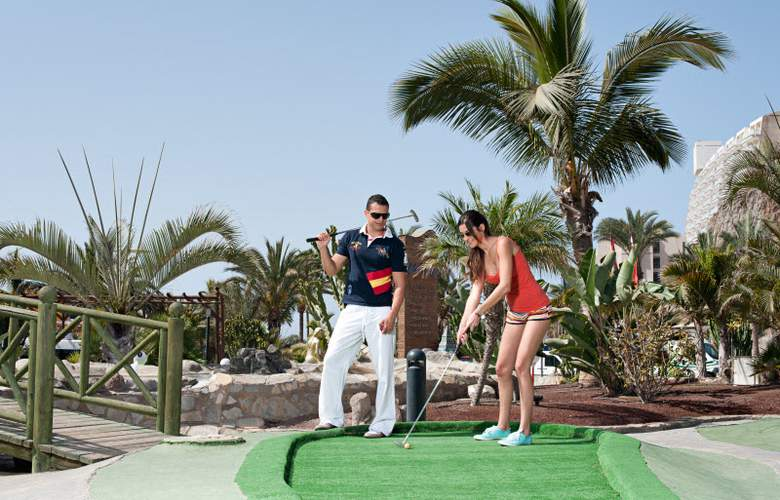 Paradise Costa Taurito and Waterpark - Sport - 7