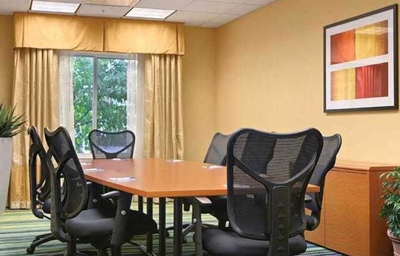 Fairfield Inn & Suites Akron South - Hotel - 10