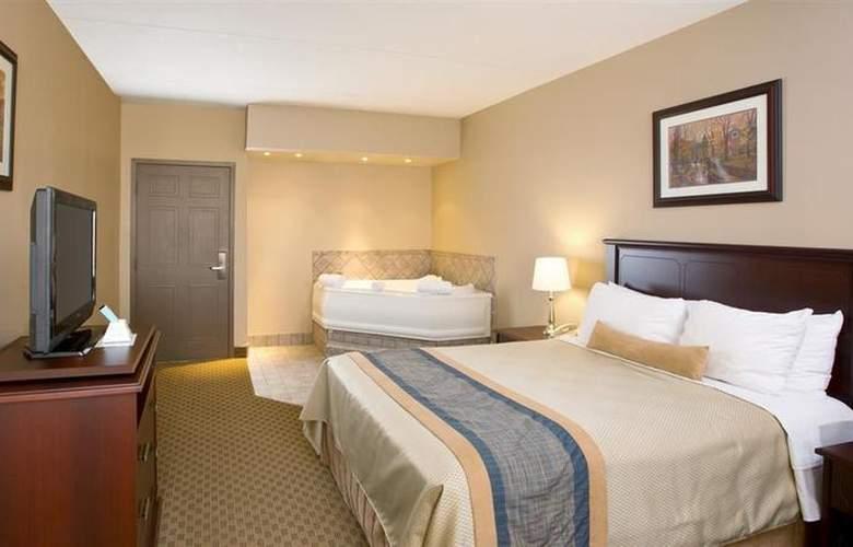 Best Western Plus Laval-Montreal - Room - 64