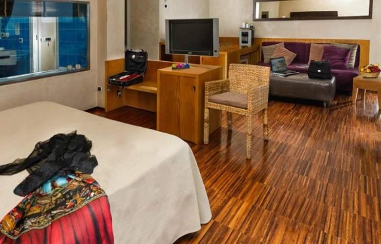 Eurostars Monte Tauro - Room - 12