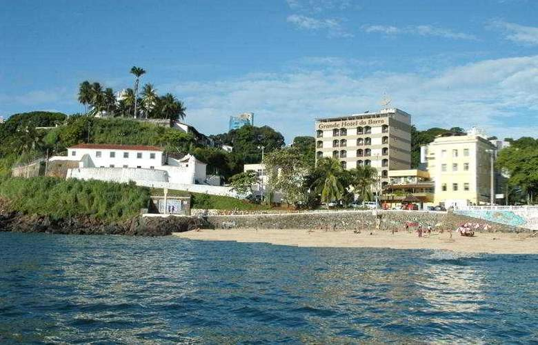 Grande Hotel da Barra - Hotel - 0