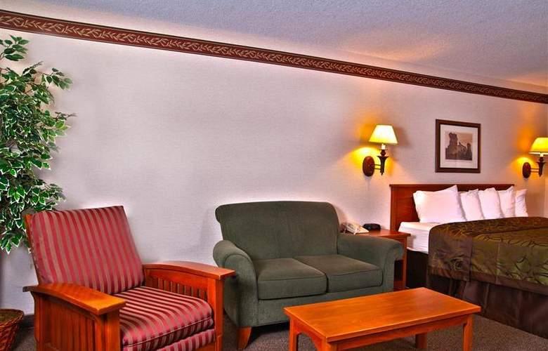 Best Western Town & Country Inn - Room - 85