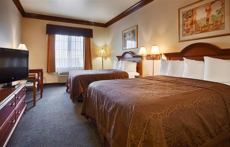 Best Western Fort Worth Inn & Suites - Hotel - 62