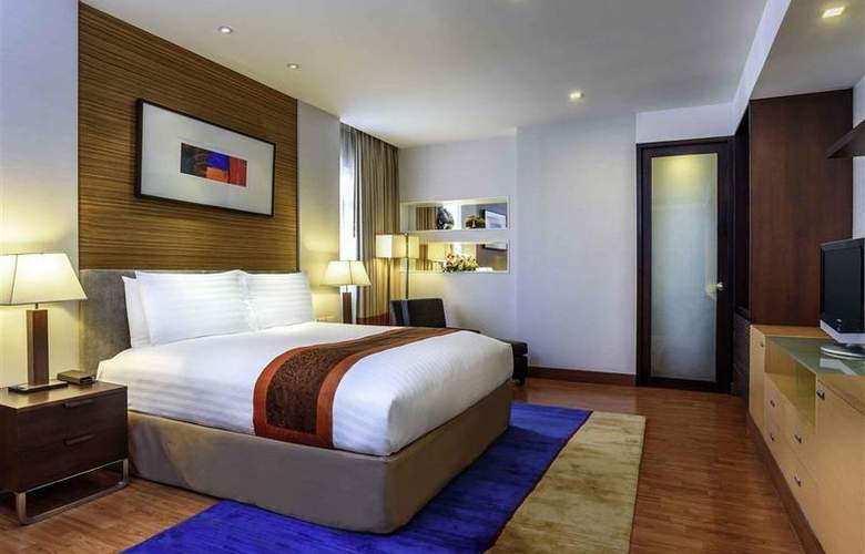 Grand Sukhumvit Bangkok - Room - 2