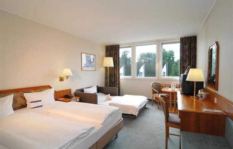 Best Western Leoso Hotel Leverkusen - Hotel - 28