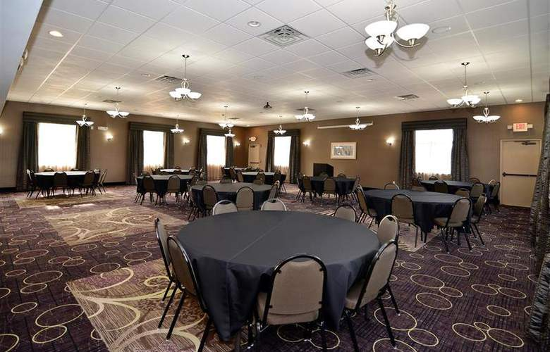 Best Western Plover Hotel & Conference Center - Conference - 49