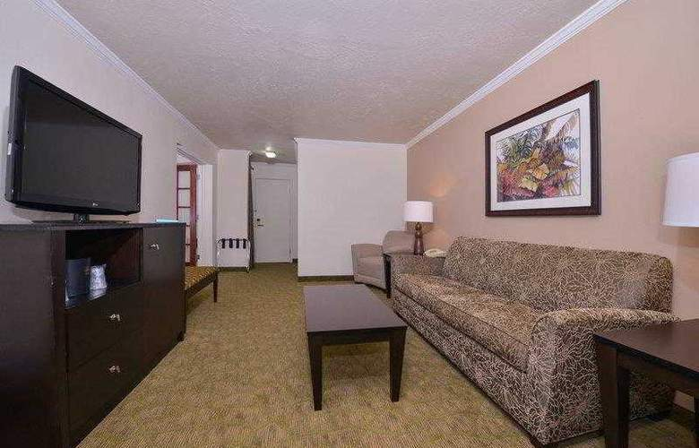 Best Western Tucson Int'l Airport Hotel & Suites - Hotel - 35