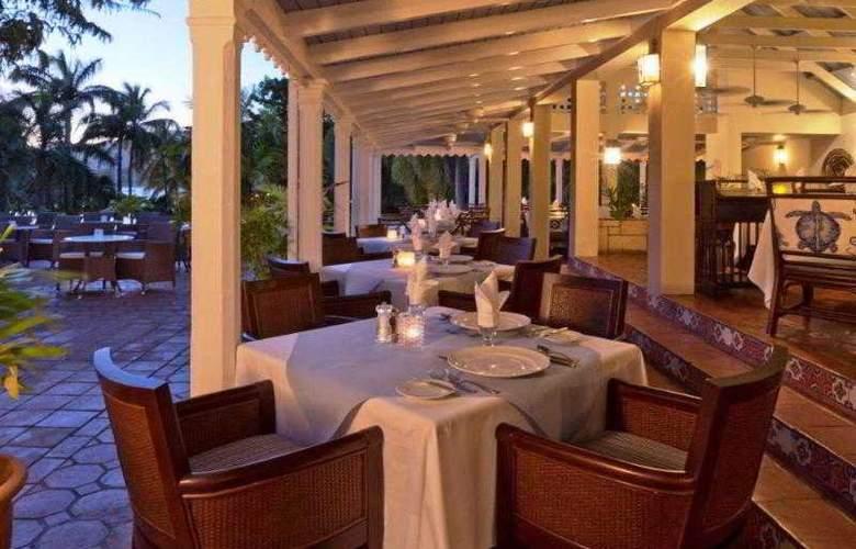 Curtain Bluff Resort - Restaurant - 4
