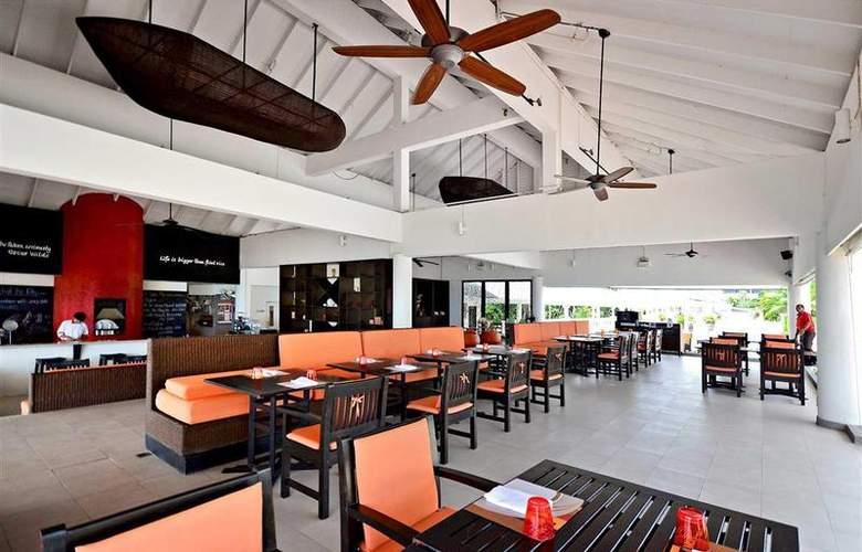 Novotel Hua Hin Cha Am Beach Resort & Spa - Restaurant - 80