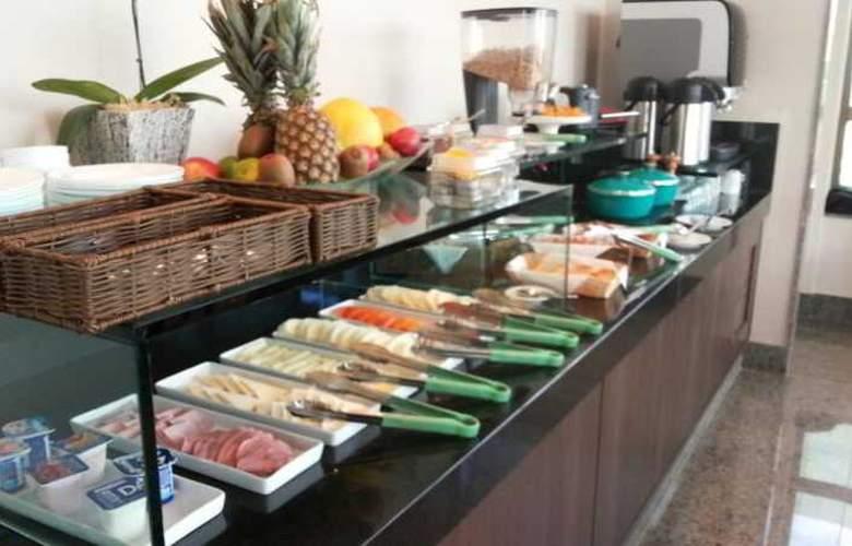 E.Suítes Sion Savassi - Restaurant - 3