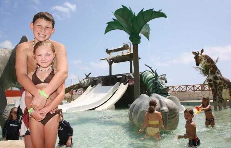 Royal Solaris Cancun Resort All Inclusive - Hotel - 13