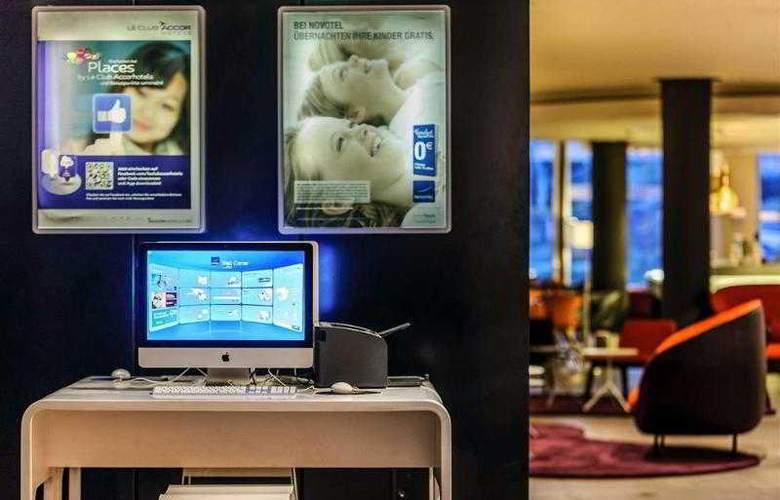Novotel Berlin Mitte - Hotel - 29