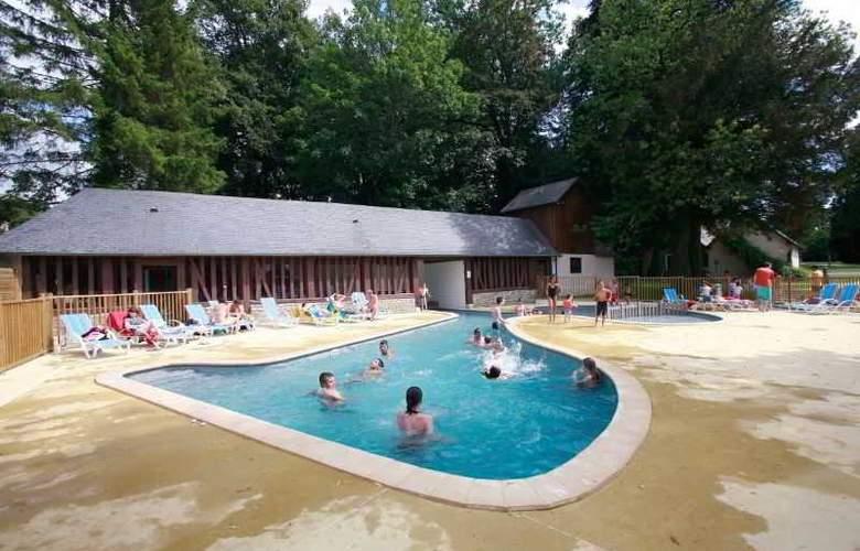 Le Château de Prêtreville - Pool - 16