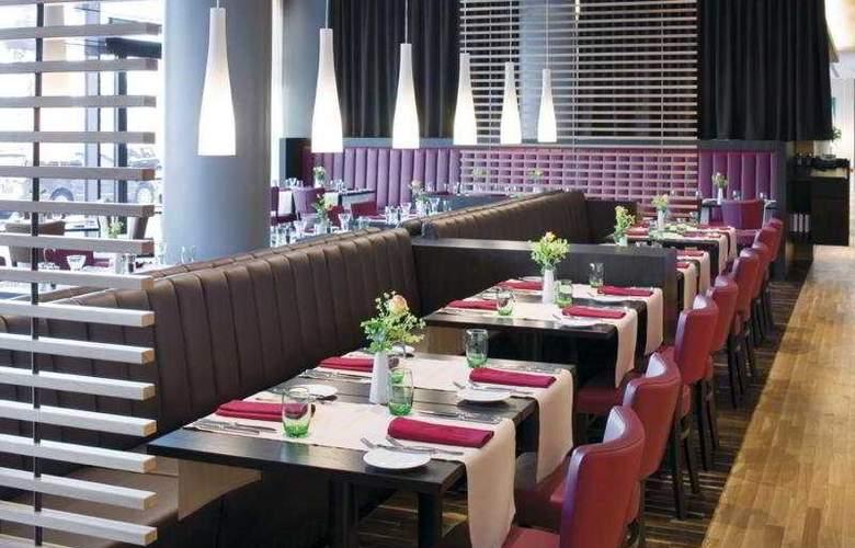 Mövenpick Frankfurt City - Restaurant - 7